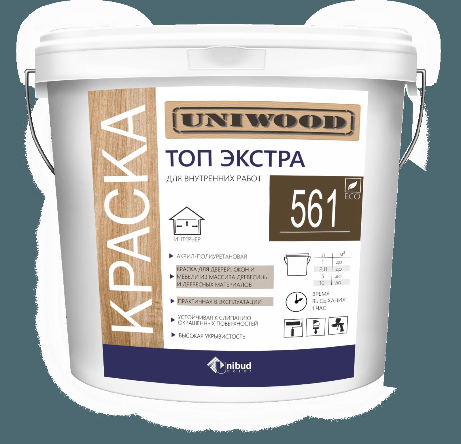 Uniwood Топ Экстра В-АКПУ-201