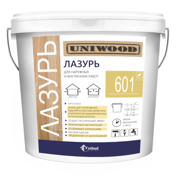 Uniwood Лазурь В-АК-101
