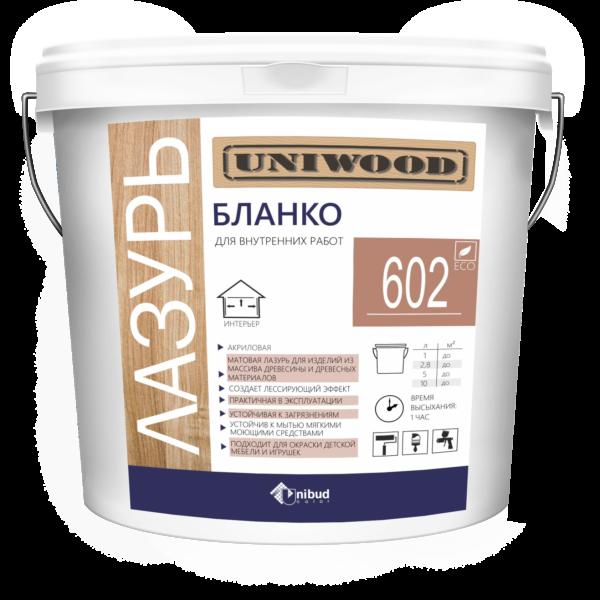 Uniwood Бланко В-АК-201