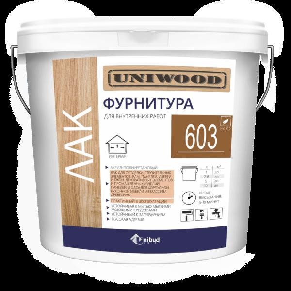 Uniwood Фурнитура В-АКПУ-201