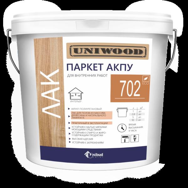 Uniwood Паркет В-АКПУ-201