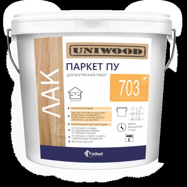 Uniwood Паркет В-ПУ-201