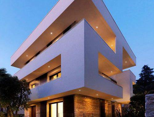 Современная архитектура - 5 тенденций